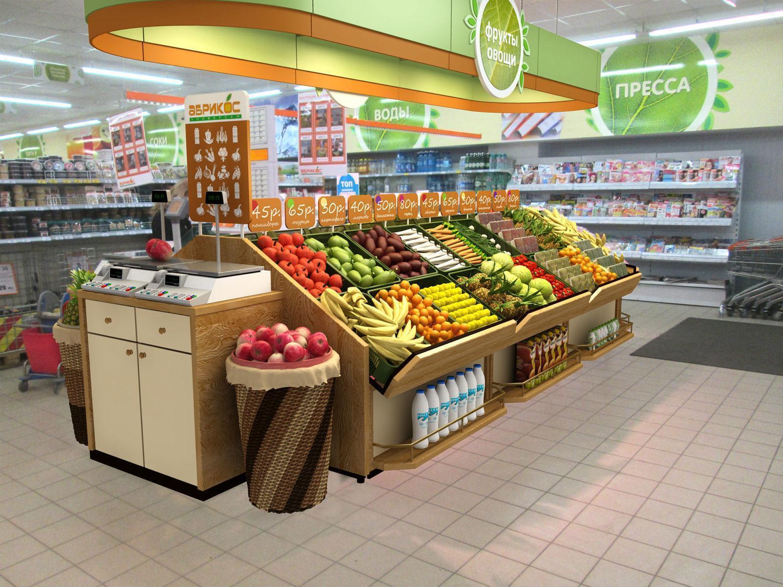 Оформление магазинов - изображение