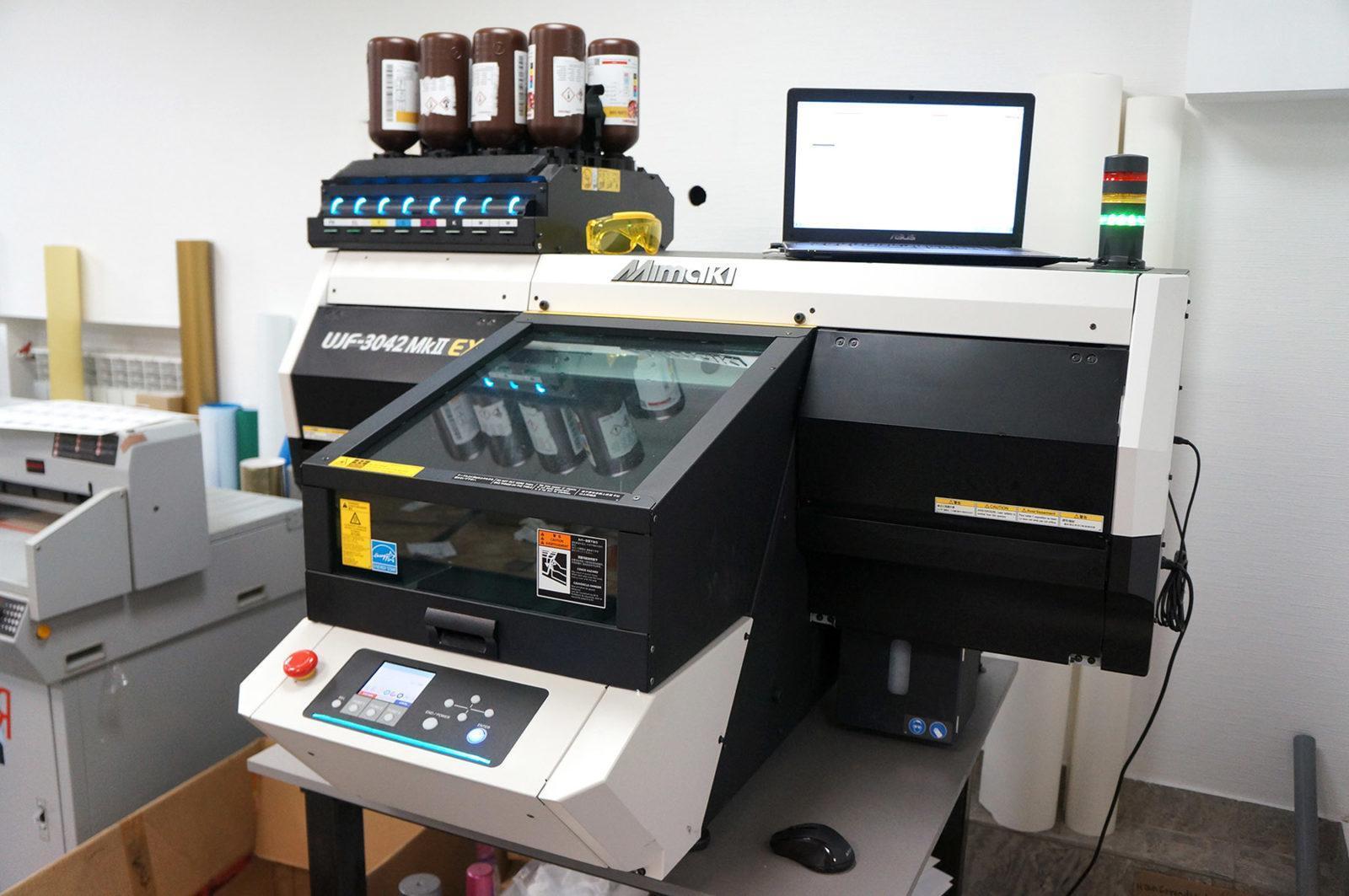 УФ-печать - изображение