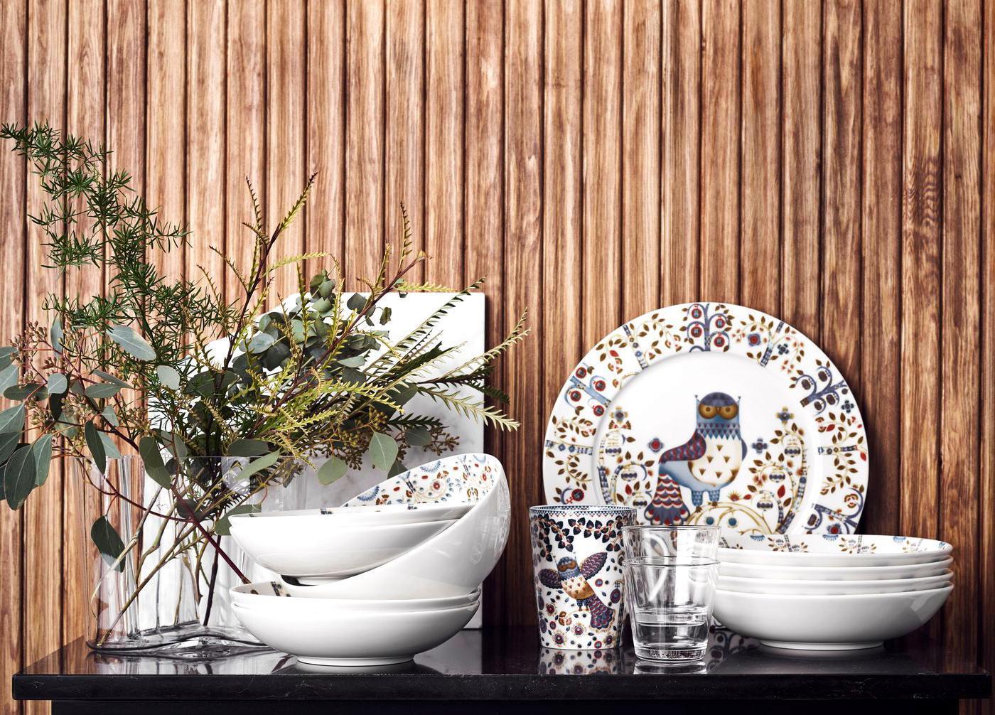 Посуда - изображение
