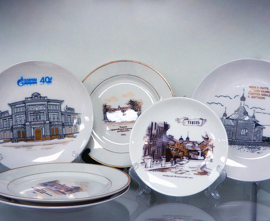 Памятные тарелки - изображение