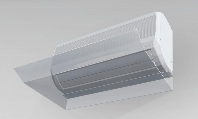 Экраны для кондиционеров - изображение