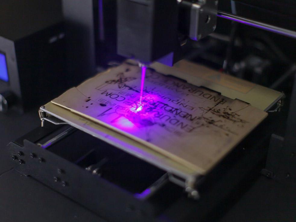 Лазерная гравировка - изображение
