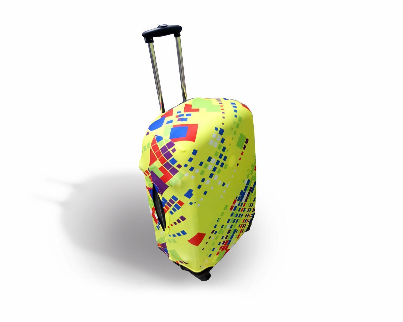 Чехлы для чемоданов - изображение