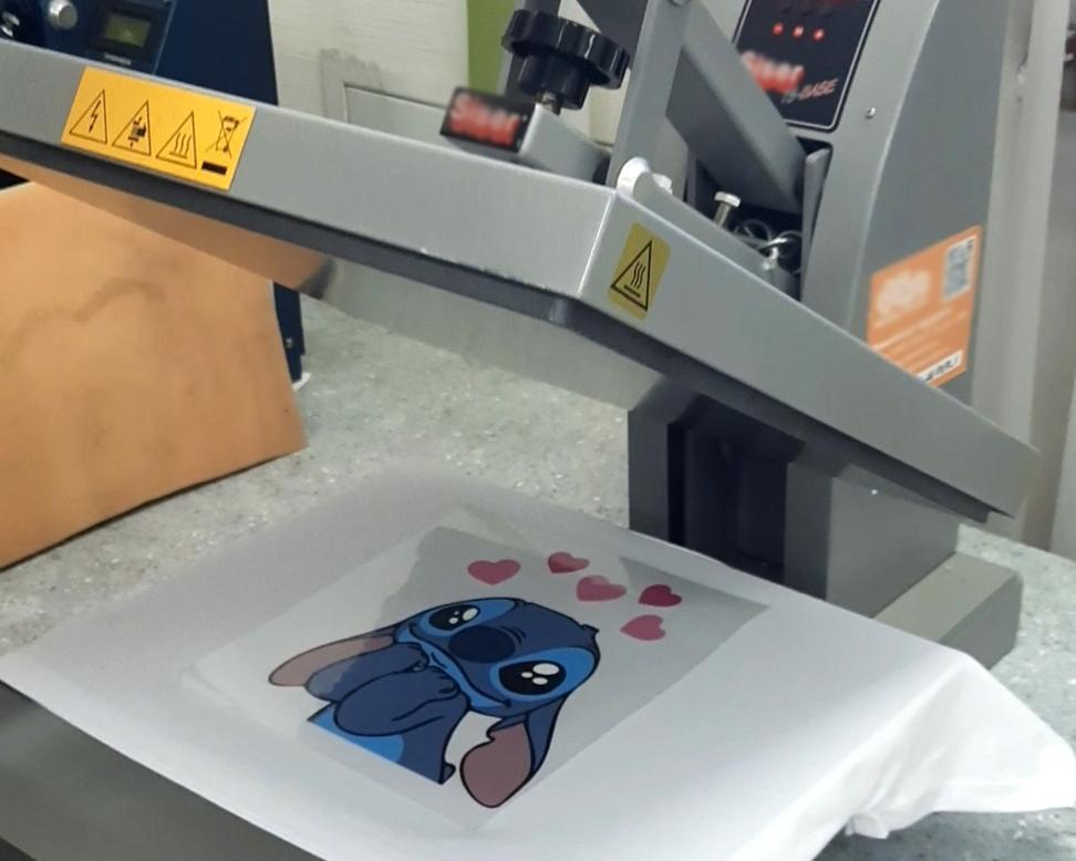 Термотрансферная печать - изображение